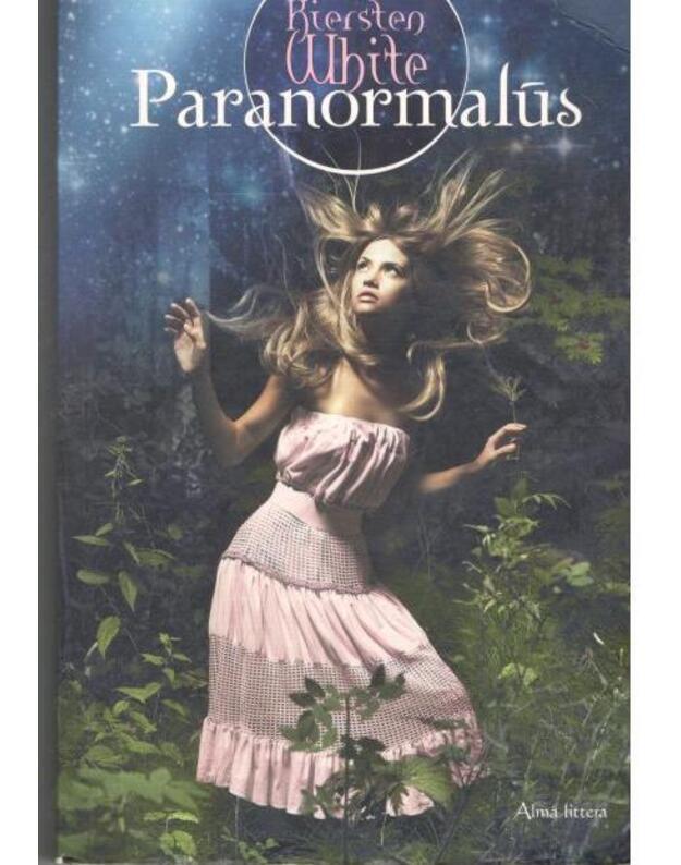 Paranormalūs / Paranormalcy - White Kiesten