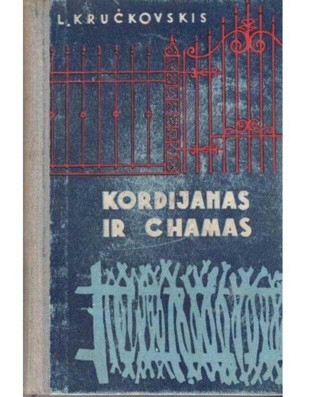 Kordijanas ir Chamas - Kručkovskis Leonas / Lenkija