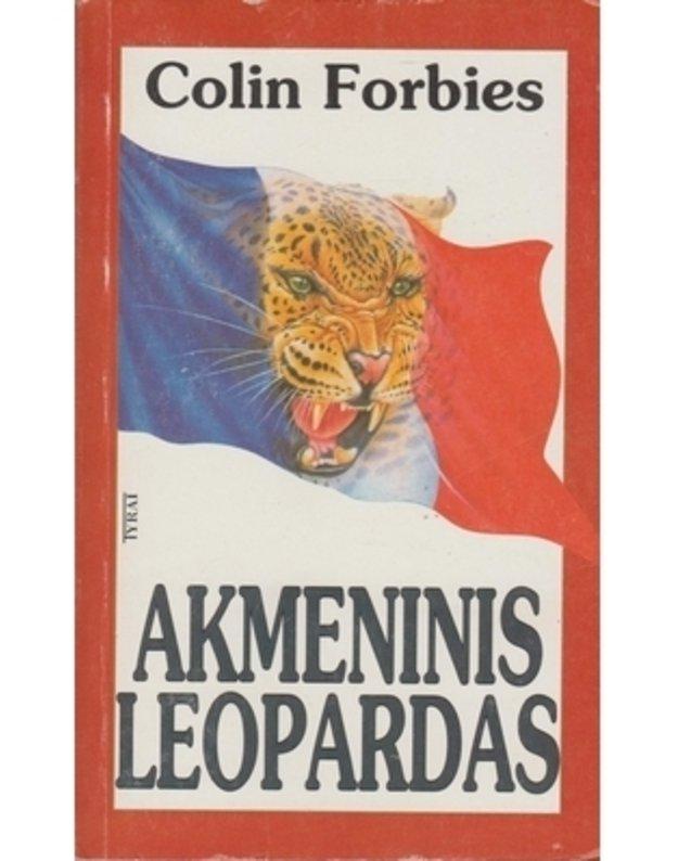 Akmeninis leopardas - Forbies Colin