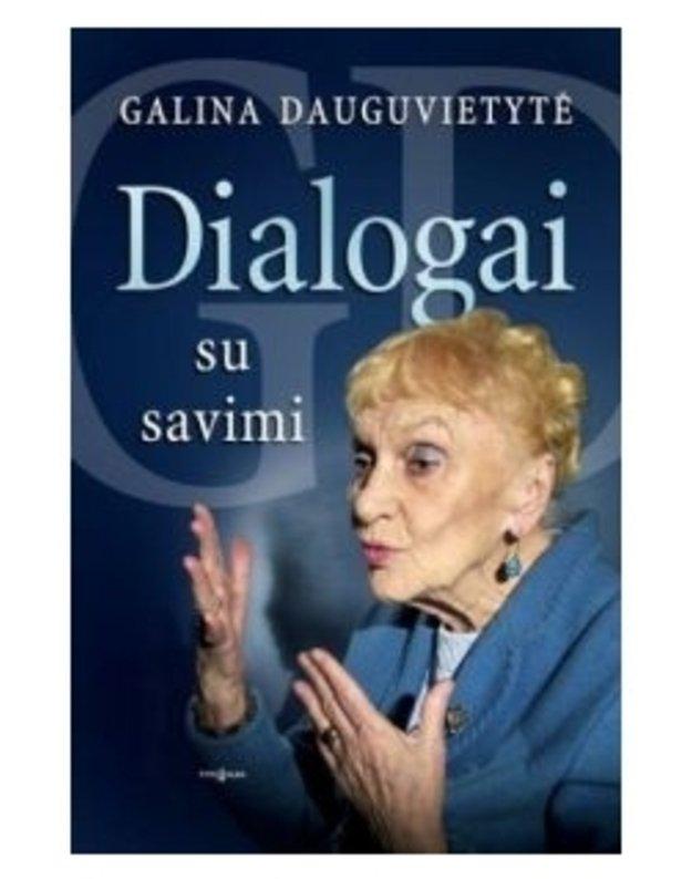 Dialogai su savimi - Galina Dauguvietytė