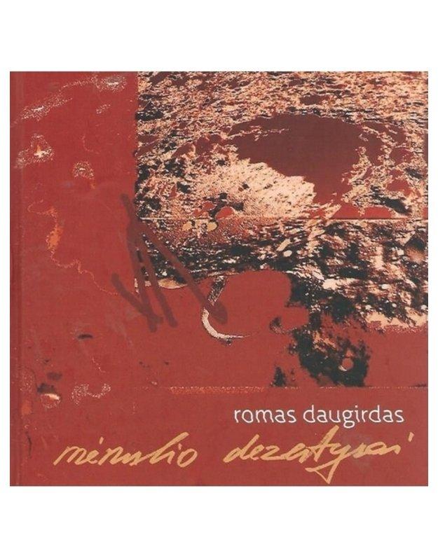 Mėnulio dezertyrai - Romas Daugirdas