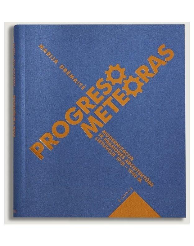 Progreso meteoras. Modernizacija ir pramonės architektūra Lietuvoje 1920–1940 m. - Drėmaitė Marija