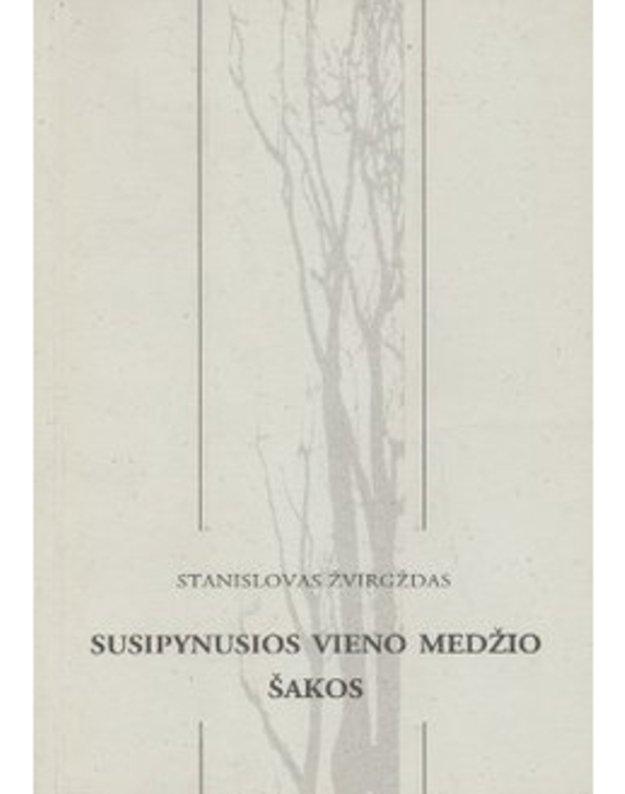 Susipynusios vieno medžio šakos - Žvirgždas Stanislovas