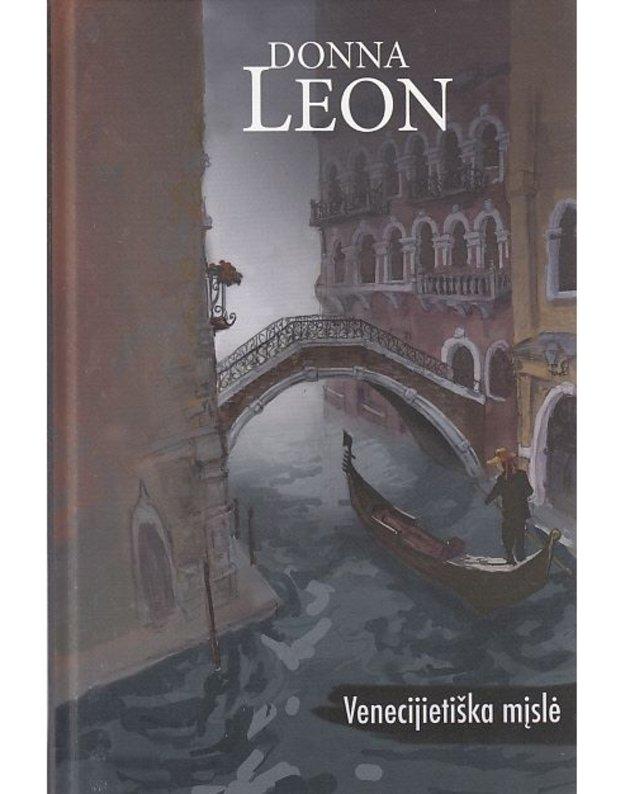 Venecijietiška mįslė - Leon Donna