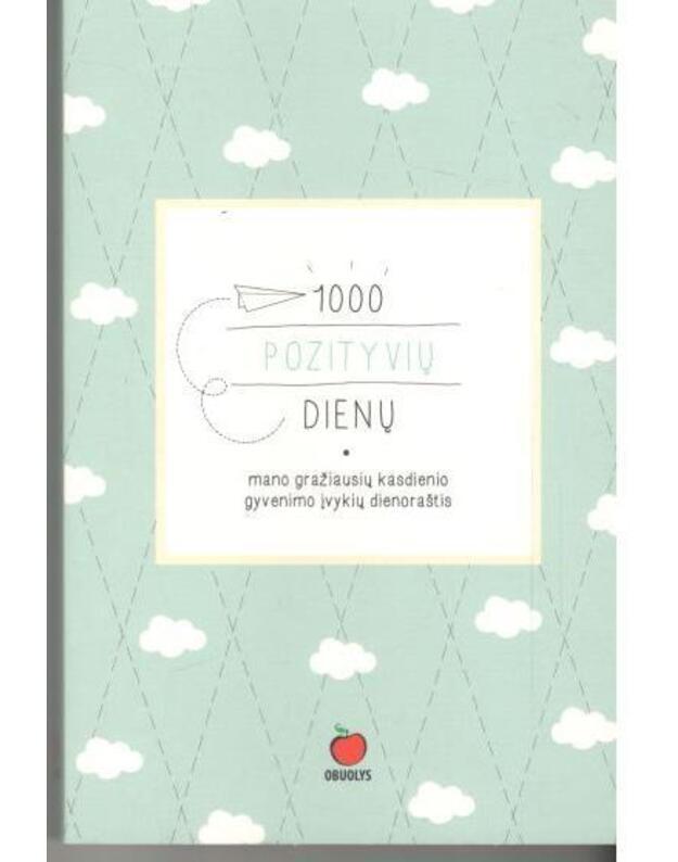 1000 pozityvių dienų - Užrašinė